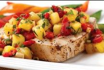 Healthy Recipes / by Omaha Steaks