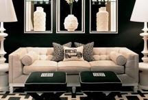 Black & White / by High Fashion Home