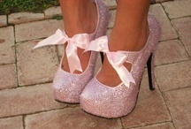 Every Girl Loves Shoes / by Olivia Elise Hosch