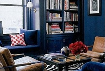 Navy Blue / by High Fashion Home