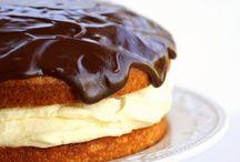 desserts / Sugar sweets and heavenly treats / by Mary Kanatzar