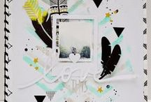 Layouts / A collection of scrapbooking layouts I love.  / by Jen Ritchie