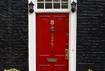 Front doors / by Cyndi Jacobson
