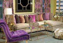 Cushy Seating   / by High Fashion Home