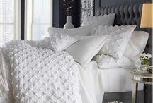 Beautiful Bedrooms.......... / by MaryJane Murray