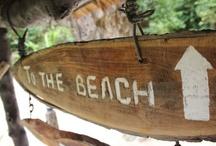 Sun Surf Sand / Peace. Love. Sandy Feet. / by Caitlin Morris