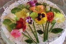 flowers feed the soul / Bread feeds the body, indeed, but flowers feed also the soul. / by Rose Van Zandt