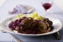 German Food / by Rose Van Zandt