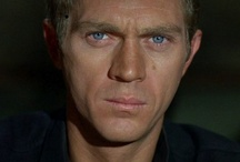 Steve F*cking McQueen / The biggest badass to walk the earth / by DeeDee King