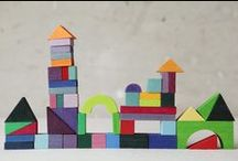 Kinder / kiddos, toys & big kids / by Katie Kaapcke