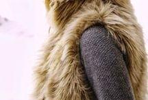 Winter Fashions / by Amanda Kesten