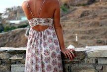 Summer Fashions / by Amanda Kesten