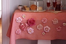 Crafting Flowers / by Mary Lou