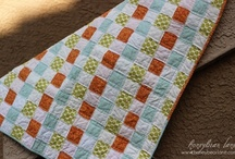 Quick Quilts, Blankets & Throws / by Mary Lou