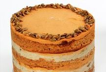 cakes, pies, tarts & loaves / by Emily