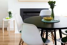 kitchens & dining rooms / by Emily