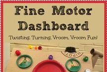 ~~Fine Motor Development Ideas / by Creations by Mrs. Mouse (Melissa Mize)