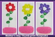~~Spring/Easter Ideas / by Creations by Mrs. Mouse (Melissa Mize)