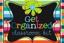 Classroom Ideas / by Marcy {simply sprout}
