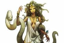 Myths and Legends / by Stephanie Huffman
