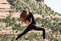 yoga / by Rachel Bailey