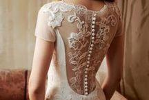 Lace LOVE / Lace LOVE. Lace wedding dresses. Lace prom dresses. Lace accessories. Lace homecoming dresses. Vintage lace. Designer. Elegant lace. Lace design. Black lace. White lace. / by La Femme Fashion Prom