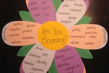 ~~Bloom's Taxonomy Ideas / by Creations by Mrs. Mouse (Melissa Mize)
