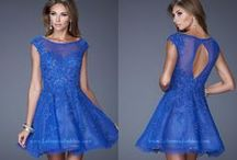 Fall 2014 Collection / by La Femme Fashion Prom