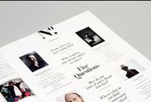♢ Editorial Design ♢ / by Clik Clk