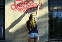 ♢ Graffiti ♢ / by Clik Clk