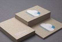 Business cards / by Tricksy Knitter