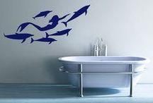 The Burrow: Bathroom Edition / Future bathroom  / by Meagan Dulany