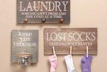 The Burrow: Laundry Room Edition / Future laundry room / by Meagan Dulany