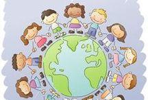hallo wereld / by Juf Marita