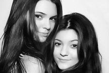 Kendall Kylie Jenner Love / See here Kendall Jenner and Kylie Jenner Pics, news on jenner sister here http://kendallkyliejennerpics.tumblr.com/ / by Kim Kardashian Fan