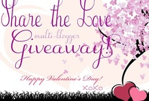 Giveaways! / by Sassy Shelly