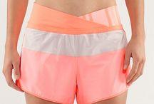 workout clothes / by Elizabeth Jeffries