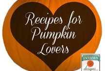 Peter, Peter pumpkin eater / Pumpkin recipes and such / by Melanie Clayton