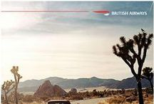Fly Drive  / You're free to go where the mood takes you on a fly-drive break, from experiencing iconic highways to discovering hidden locations. / by British Airways