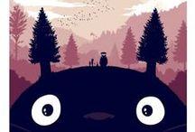 Miyazaki ♥ / by Doroty Ellis