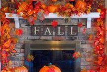Autumn - my favorite season / by Becky Brewer