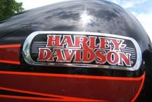 Harleys / by Mike Hawk
