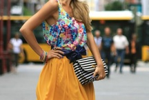 designers & bloggers rejoice. (bloglovin' favs) / Fashion fun and inspiration from style bloggers, websites, and marvelous designers. / by Heather Johnson