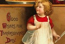 Thanksgiving/Autumn 1 / by Becky Schneider-Hauk