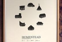 Homestead / by Kelley Liddicoet