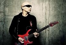 Joe Satriani / by Epic Records