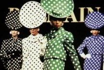 polka polka dots (trend: polka dotted everything) / by Heather Johnson