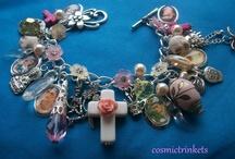 Charm Bracelets / by Linda Edmonds Cerullo