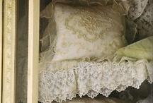Lace & Ruffles / by Becky Schneider-Hauk