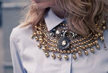 make a statement. (statement necklaces) / by Heather Johnson